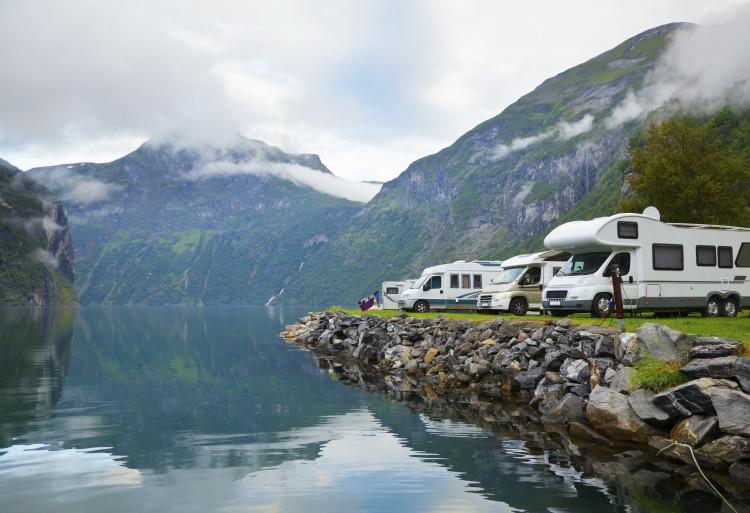 tips til aktiviteter på campingferie i Norge