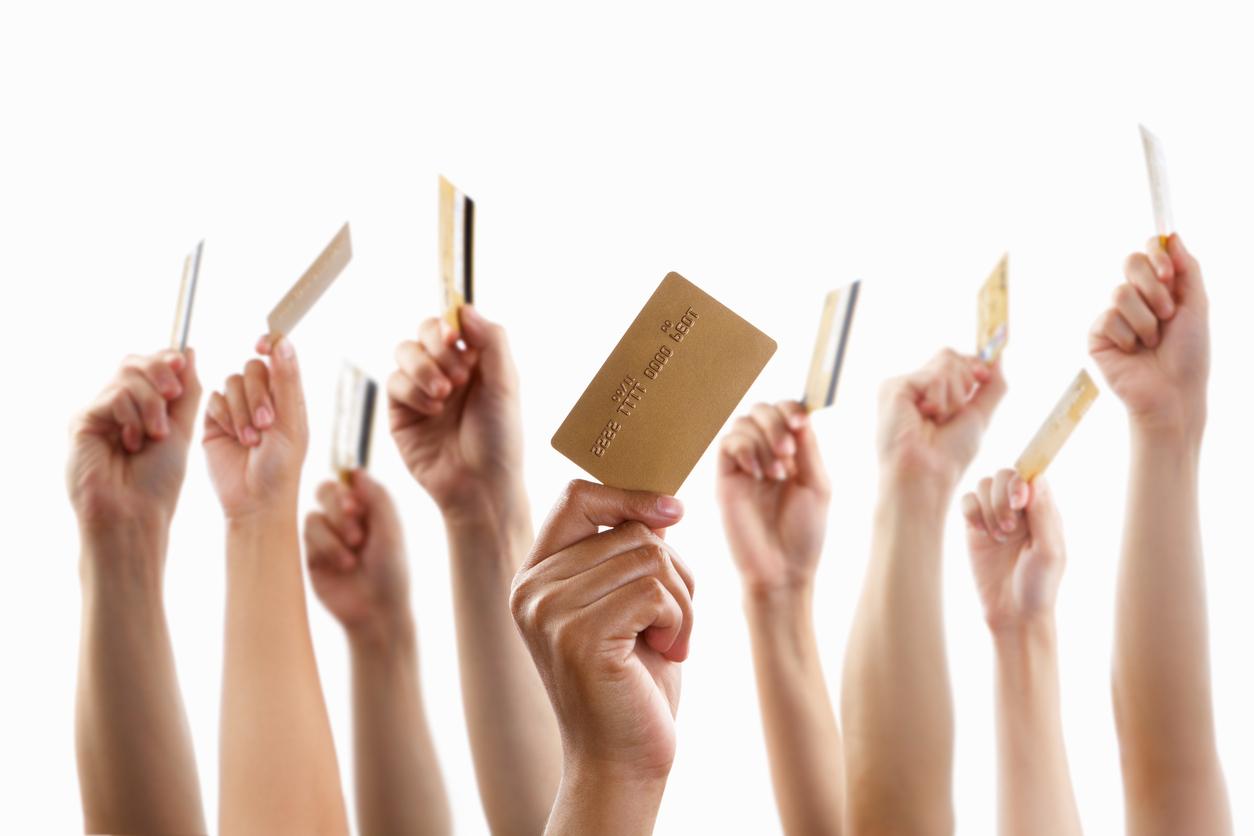velge rett kredittkort